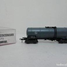 Trenes Escala: FLEISCHMANN H0 5475 VAGÓN CISTERNA LARGA EVA DB NUEVO A ESTRENAR NEW OVP. Lote 157714638