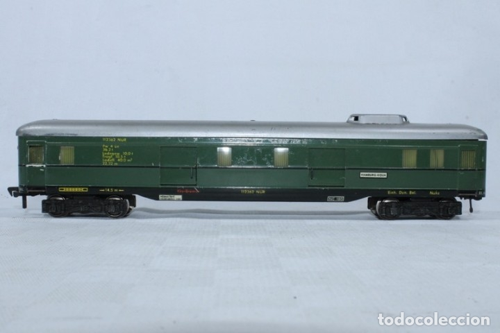 Trenes Escala: Vagón Fleischmann H0 - Foto 4 - 161415794