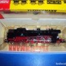 Trenes Escala: (JU-190509)FLEISCHMANN REF: 4065 - LOCOMOTORA DE VAPOR DE CORRIENTE CONTINUA DE LA DB - ESCALA H0. Lote 165584550