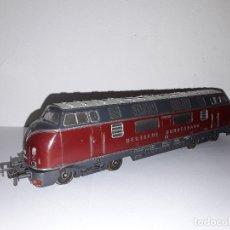 Trenes Escala: LOCOMOTORA DIESEL FLEISCHMANN V 200035. Lote 165647170