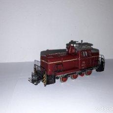 Trenes Escala: LOCOMOTORA DIESEL FLEISCHMANN V 60 151 1380. Lote 165648414