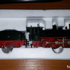 Trenes Escala: LOCOMOTORA VAPOR FLEISCHMANN 4124, ESCALA HO.. Lote 172755639