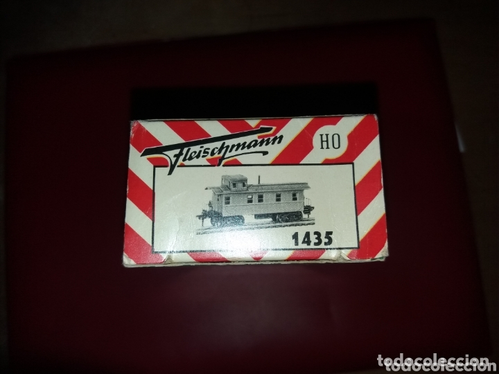 Trenes Escala: Vagon tren fleichmann escala h0 vintage germany - Foto 2 - 173808644
