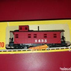 Trenes Escala: VAGON TREN FLEICHMANN ESCALA H0 VINTAGE GERMANY. Lote 173808644