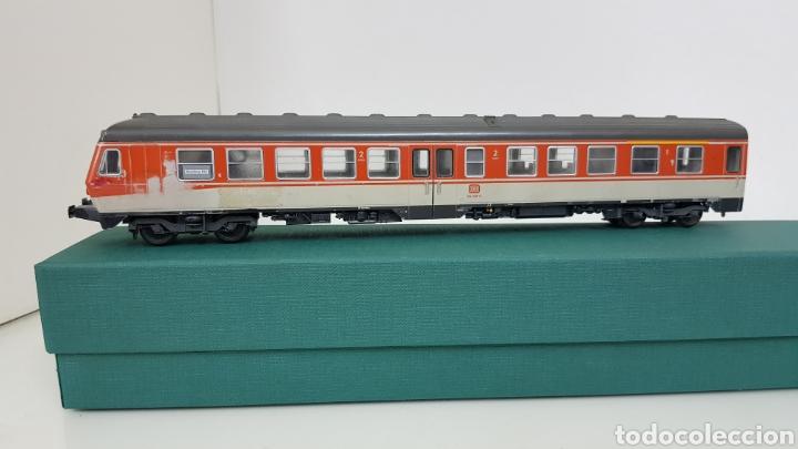 Trenes Escala: Fleischmann locomotora de primera y segunda clase alemana de la DB continua de 27 cm escala H0 - Foto 2 - 177485163