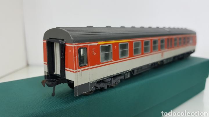 Trenes Escala: Fleischmann locomotora de primera y segunda clase alemana de la DB continua de 27 cm escala H0 - Foto 4 - 177485163