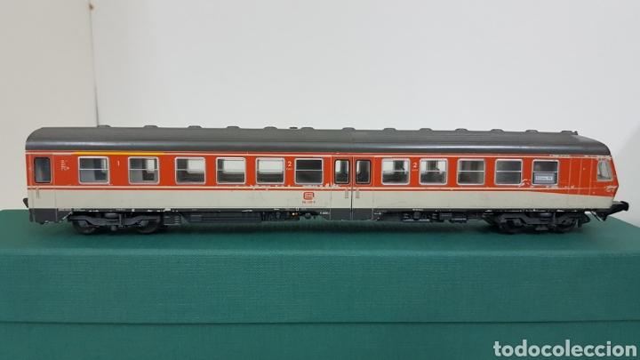 Trenes Escala: Fleischmann locomotora de primera y segunda clase alemana de la DB continua de 27 cm escala H0 - Foto 5 - 177485163