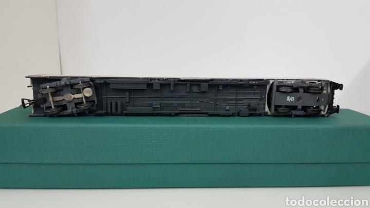 Trenes Escala: Fleischmann locomotora de primera y segunda clase alemana de la DB continua de 27 cm escala H0 - Foto 6 - 177485163