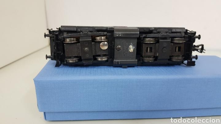 Trenes Escala: Locomotora Fleischmann granate de la DB alemana V100 2181 de 14 cm corriente continua - Foto 5 - 177488340