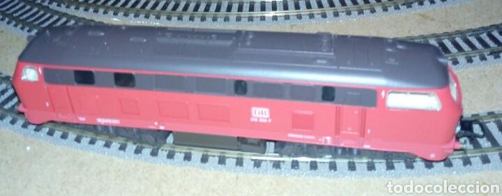 Trenes Escala: Locomotora 215 DB - Foto 2 - 178062697