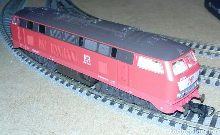 Trenes Escala: Locomotora 215 DB - Foto 3 - 178062697