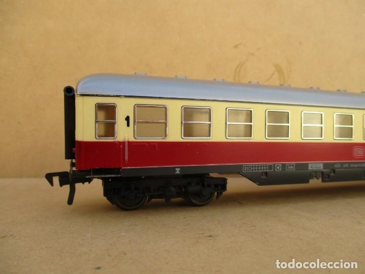 Trenes Escala: FLEISCHMAN VAGON PASAJEROS ESCALA H0 REF; 1500 T VA CON CAJA VER FOTOS - Foto 2 - 179212388
