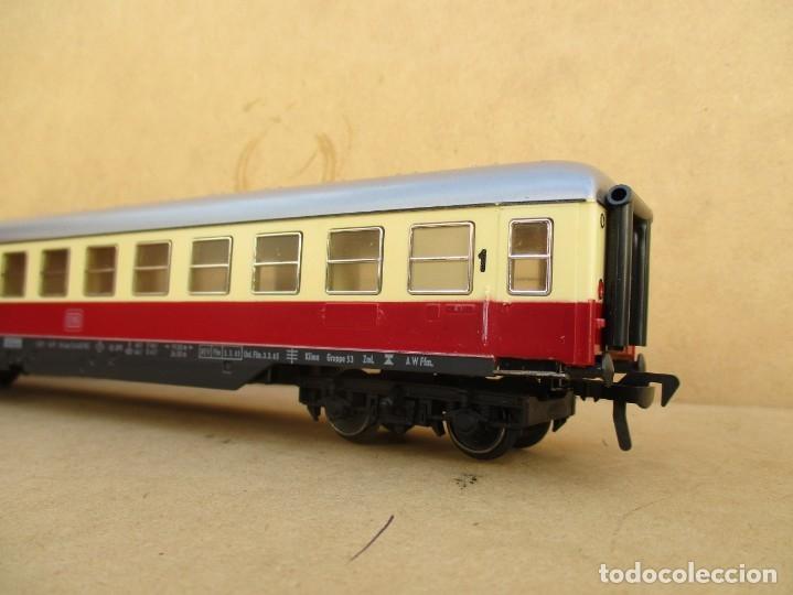 Trenes Escala: FLEISCHMAN VAGON PASAJEROS ESCALA H0 REF; 1500 T VA CON CAJA VER FOTOS - Foto 3 - 179212388