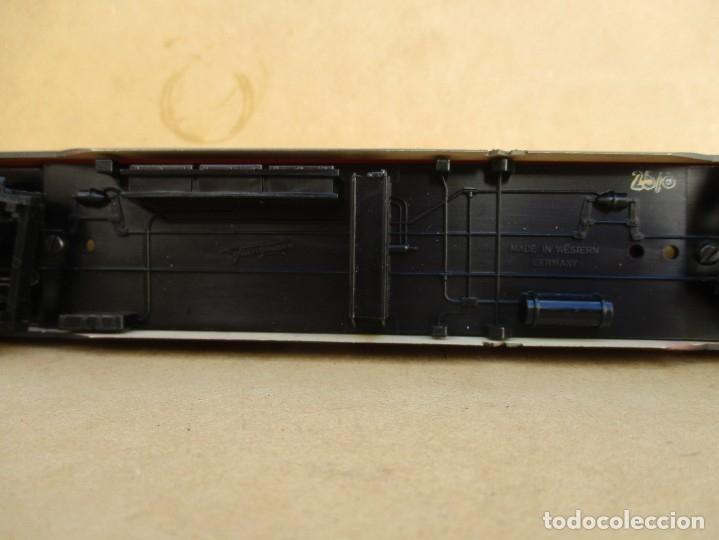 Trenes Escala: FLEISCHMAN VAGON PASAJEROS ESCALA H0 REF; 1500 T VA CON CAJA VER FOTOS - Foto 4 - 179212388