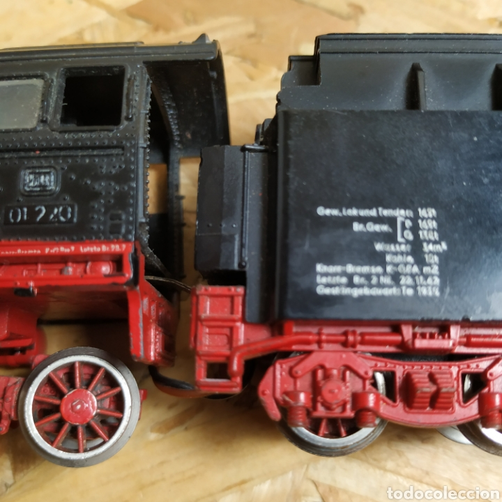 Trenes Escala: Fleischmann h0 carbonera - Foto 3 - 180960846