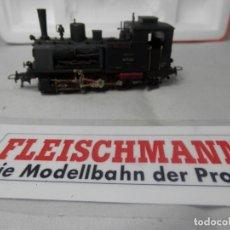 Trenes Escala: LOCOMOTORA VAPOR ESCALA HO DE FLEISCHMANN . Lote 184060588