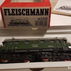 Trenes Escala: FLEISCHMANN H0 - 4330 - E LOCOMOTORA BR E 44 DEL DB. H0. Lote 187576201