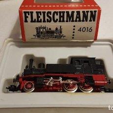 Trenes Escala: FLEISCHMANN H0 - 4016 - LOCOMOTORA TÉNDER - BR 70 - DB. Lote 187577848