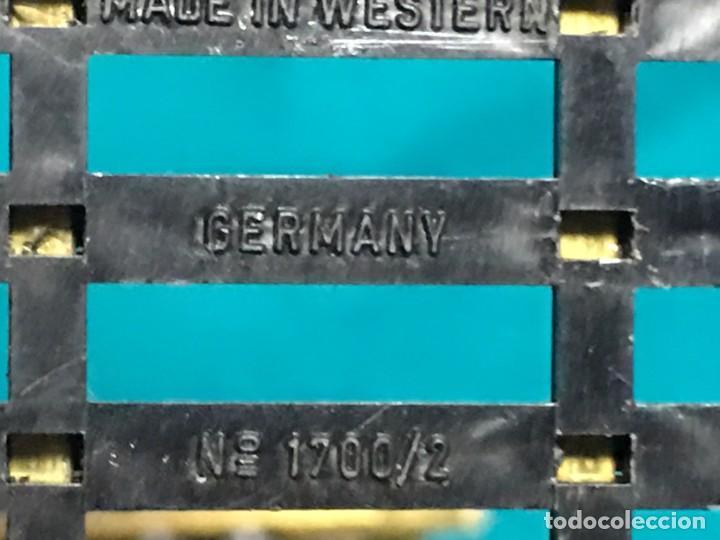 Trenes Escala: LOTE 39 RECTAS DE TREN FLEISCHMANN HO REF. 1702/2 - Foto 3 - 189284015