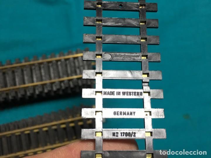 Trenes Escala: LOTE 39 RECTAS DE TREN FLEISCHMANN HO REF. 1702/2 - Foto 2 - 189284015