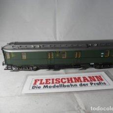 Trenes Escala: VAGON FURGON POSTAL ESCALA HO DE FLEISCHMANN . Lote 191339415