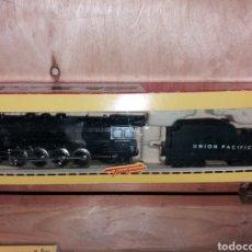 Trenes Escala: LOCOMOTORA FLEISCHMANN H0 VINTAGE 60S. Lote 191792296