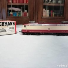 Trenes Escala: FLEISCHMANN H0 4350 LOCOMOTORA ELÉCTRICA BR 120 002-1 DB ANALÓGICA NUEVO NEW OVP. Lote 191892081