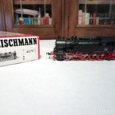 Trenes Escala: FLEISCHMANN H0 4094 LOCOMOTORA DE VAPOR BR 94 1730 DRG ANALÓGICA NUEVO NEW OVP. Lote 191892151