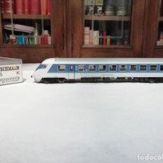 Trenes Escala: FLEISCHMANN H0 5175K VAGÓN DE CONTROL INTERREGIO 2ª CLASE DB NUEVO NEW OVP. Lote 191892283