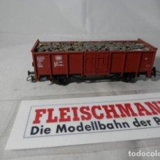 Comboios Escala: VAGÓN BORDE ALTO ESCALA HO DE FLEISCHAMNN . Lote 193393292