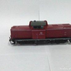 Trenes Escala: LOCOMOTORA FLEISCHMANN REF212 ESCALA H0 USADA. Lote 193985967