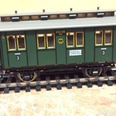 Trenes Escala: FLEISCHMANN 5051 COCHE PASAJARES ALEMAN ANSBACH 3 H0. Lote 195239810
