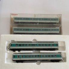 Trenes Escala: FLEISCHMANN 64438 MAS 4433K Y 4439K. Lote 197193906