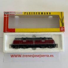 Trenes Escala: FLEISCHMANN HO 4235 DIGITAL. Lote 197298846