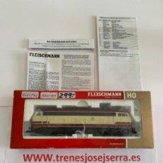 Trenes Escala: FLEISCHMANN HO 493871 DIGITAL SONIDO. Lote 197302940