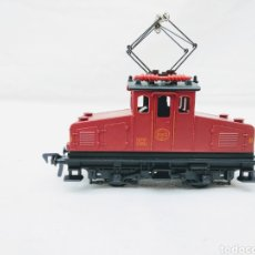 Treni in Scala: KEATON LOCOMOTORA ELECTRICA FLEISCHMANN CC 2 CARRILES REF 1302R GFN 1302 R 1963 FERROCARRILES SUECOS. Lote 198631400