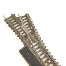 Trenes Escala: FLEISCHMANN DESVÍO MANUAL. Lote 200350212