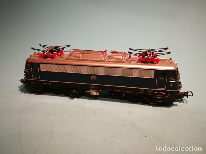 Trenes Escala: LOCOMOTORA ELÉCTRICA FLEISCHMANN DB - Foto 2 - 203239710