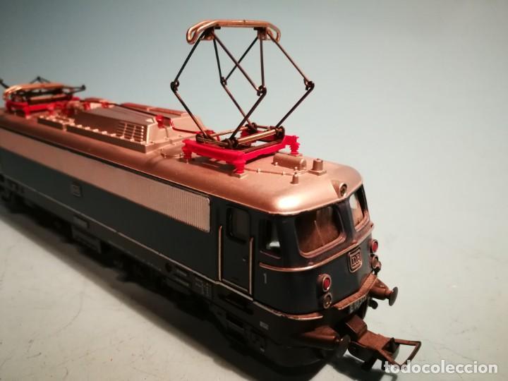 Trenes Escala: LOCOMOTORA ELÉCTRICA FLEISCHMANN DB - Foto 3 - 203239710