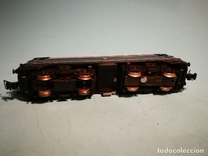 Trenes Escala: LOCOMOTORA ELÉCTRICA FLEISCHMANN DB - Foto 4 - 203239710