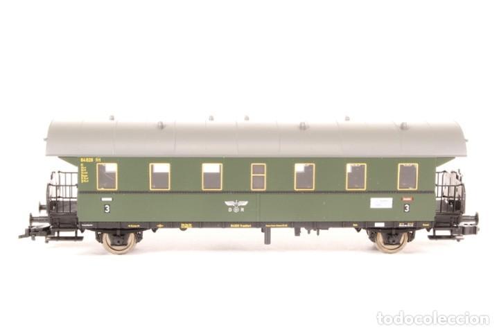 Trenes Escala: Fleischmann H0 - 85 4912 - Locomotora ténder - BR 86, Gt 46 in de kleur ´eisengrau´ - DR (DRB) - Foto 11 - 204627373