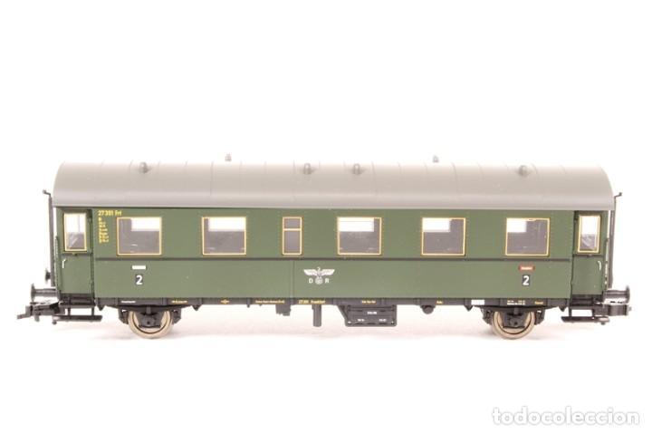 Trenes Escala: Fleischmann H0 - 85 4912 - Locomotora ténder - BR 86, Gt 46 in de kleur ´eisengrau´ - DR (DRB) - Foto 12 - 204627373