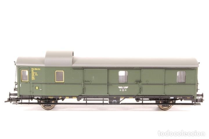 Trenes Escala: Fleischmann H0 - 85 4912 - Locomotora ténder - BR 86, Gt 46 in de kleur ´eisengrau´ - DR (DRB) - Foto 13 - 204627373