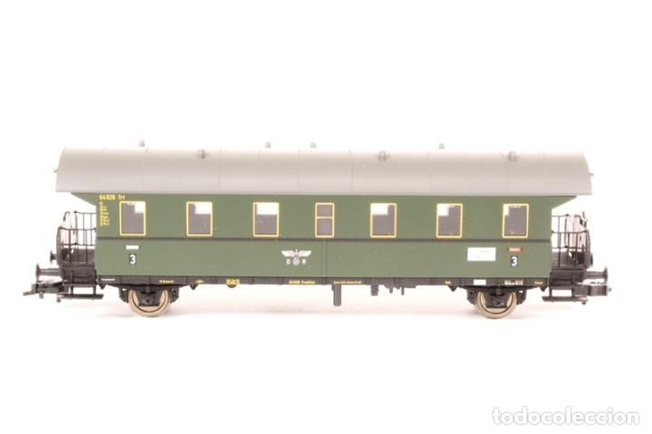Trenes Escala: Fleischmann H0 - 85 4912 - Locomotora ténder - BR 86, Gt 46 in de kleur ´eisengrau´ - DR (DRB) - Foto 14 - 204627373
