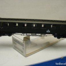 Trenes Escala: COCHE DE VIAJEROS FLESCHMANN 5691. Lote 204839340