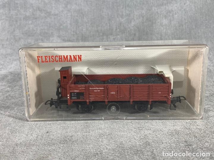 VAGÓN FLEISCHMANN - REF: 5209 - H0 (Juguetes - Trenes Escala H0 - Fleischmann H0)