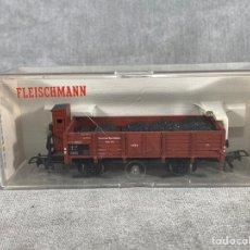 Trenes Escala: VAGÓN FLEISCHMANN - REF: 5209 - H0. Lote 205073981
