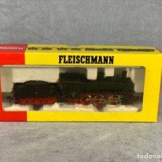 Trenes Escala: LOCOMOTORA FLEISCHMANN 53 7752 - REF: 4124. Lote 205076262