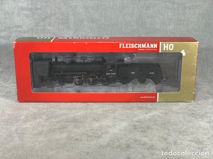LOCOMOTORA NORD 3.1560 FLEISCHMANN - REF: 413702 - H0 - (Juguetes - Trenes Escala H0 - Fleischmann H0)