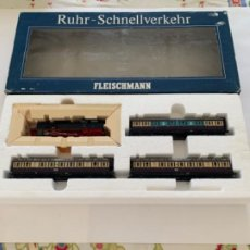 Trenes Escala: FLEISCHMANN. HO. REF 4887. Lote 205343938